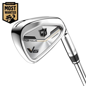 Wilson Staff FG Tour V6 Iron Set Golf Club