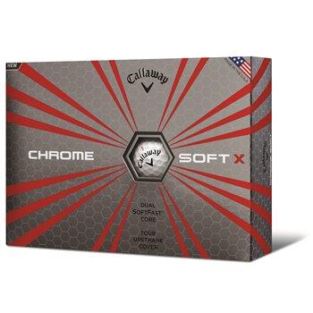Callaway Chrome Soft X Golf Ball Balls