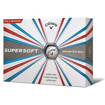 Callaway Supersoft 17 Golf Ball Balls
