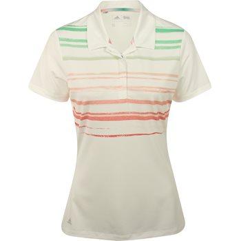 Adidas Merch Stripe Shirt Polo Short Sleeve Apparel