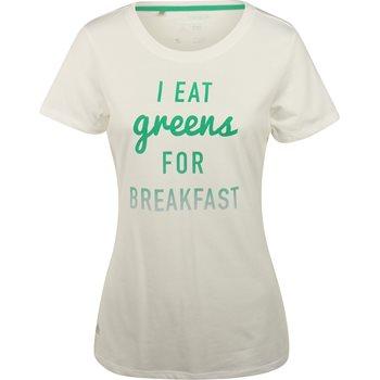 Adidas Greens Graphic Shirt T-Shirt Apparel