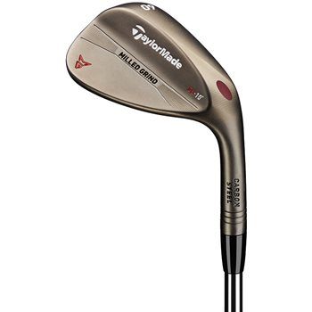 TaylorMade Milled Grind Antique Bronze Wedge Clubs