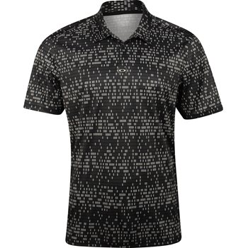 Oakley Edge Shirt Polo Short Sleeve Apparel