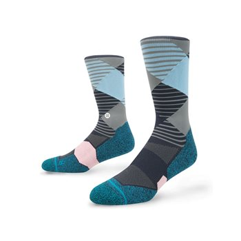 Stance Fusion Threaded Socks Crew Apparel