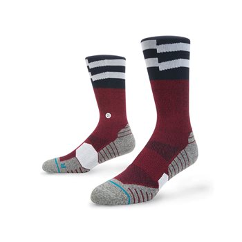 Stance Fusion Bubba Wedge Socks Crew Apparel