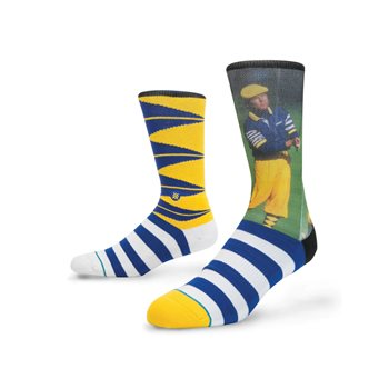 Stance PS Legend Socks Crew Apparel
