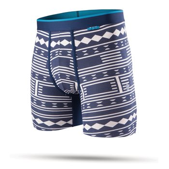 Stance Wholester Geo Break Base Layer Boxer Brief Apparel