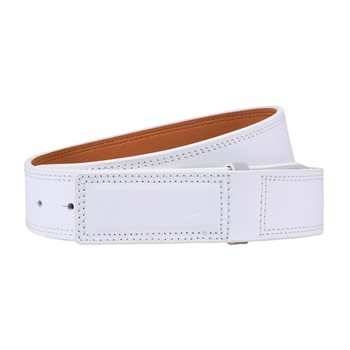 Nike Sleek Modern Covered Plaque Accessories Belts Apparel