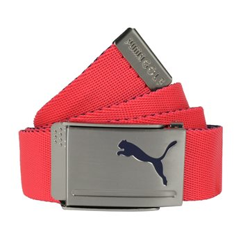 Puma Reversible Web Accessories Belts Apparel