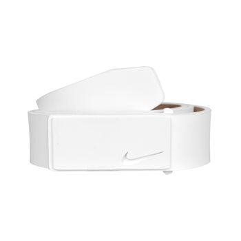 Nike Tonal Sleek Modern Plaque Accessories Belts Apparel