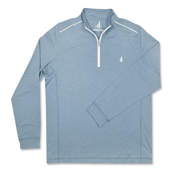 Johnnie-O Lammie 1/4 Zip Outerwear Pullover Apparel