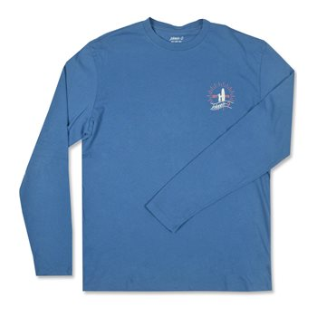 Johnnie-O Radiant LS Shirt T-Shirt Apparel