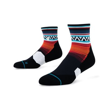 Stance Golf Socks Turnberry Quarter Socks Quarter Apparel