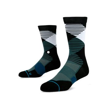 Stance Golf Socks Threaded Socks Crew Apparel