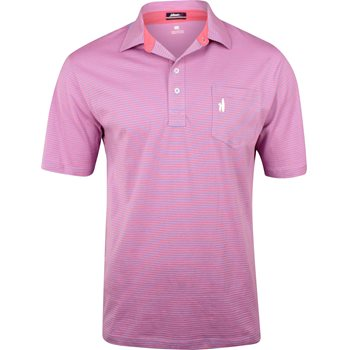 Johnnie-O Wilshire Shirt Polo Short Sleeve Apparel