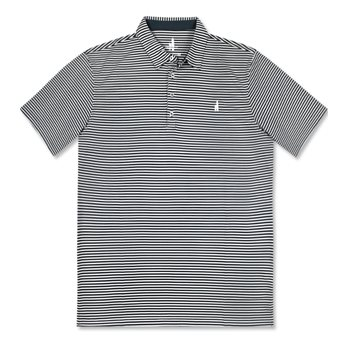 Johnnie-O Bunker Shirt Polo Short Sleeve Apparel