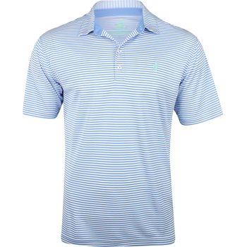 Johnnie-O Bunker Shirt Polo Short Sleeve Apparel