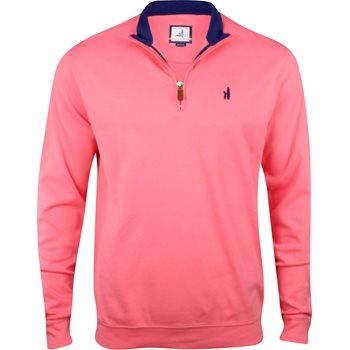 Johnnie-O Balboa ¼ Zip Outerwear Pullover Apparel
