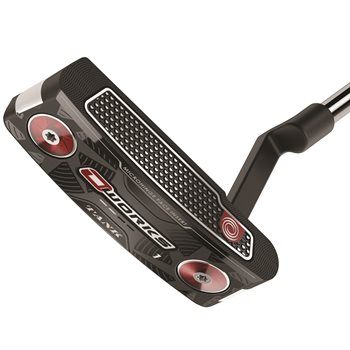 Odyssey O-Works #1 Tank SuperStroke Putter Preowned Golf Club