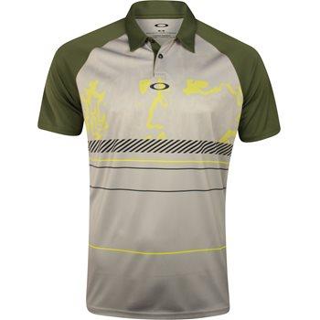 Oakley Engage Shirt Polo Short Sleeve Apparel