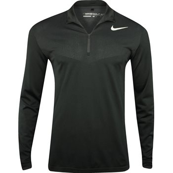 Nike Dri-Fit Knit 1/2 Zip Outerwear Pullover Apparel