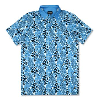 Chase54 Dicaprio Shirt Polo Short Sleeve Apparel