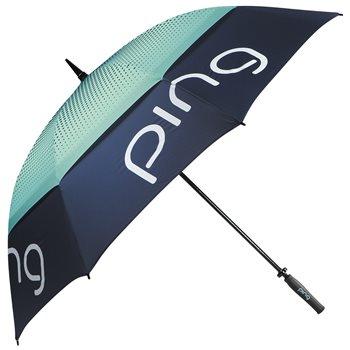 "Ping 62"" Ladies Double Canopy Umbrella Accessories"