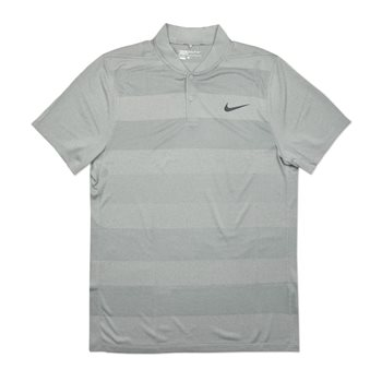 Nike Major Moment Fly Swing Knit Stripe Shirt Polo Short Sleeve Apparel