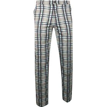 Sligo Pattern Golf Pants Flat Front Apparel