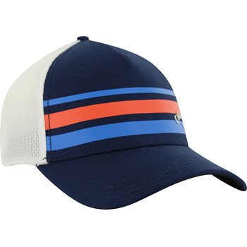 Callaway Stripe Mesh Headwear Cap Apparel