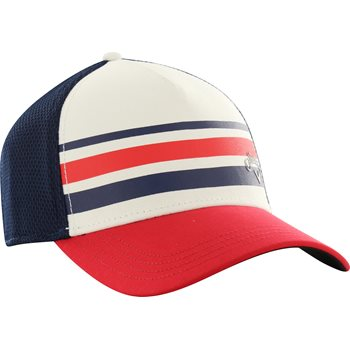 Callaway Stripe Mesh Headwear Apparel