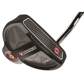 Odyssey O-Works 2-Ball Putter Preowned Golf Club