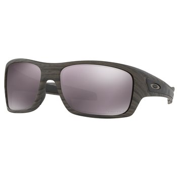 Oakley Turbine PRIZM Daily Polarized Woodgrain  Sunglasses Accessories