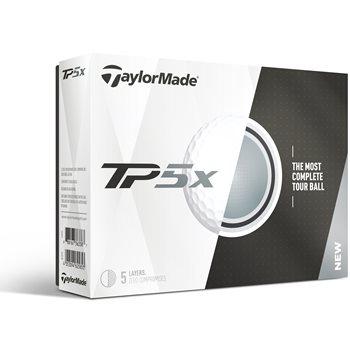 TaylorMade TP5x Golf Ball Balls