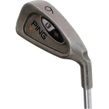 "Ping i3 + Custom ""Danny Olivia"" Iron Set Preowned Golf Club"