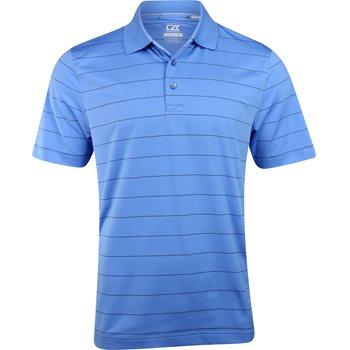Cutter & Buck DryTec Proxy Stripe Shirt Polo Short Sleeve Apparel
