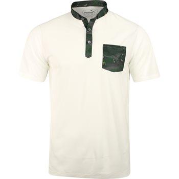 Puma Flagstick Camo Shirt Polo Short Sleeve Apparel