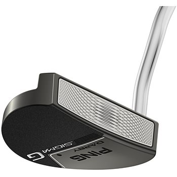Ping Sigma G Darby Black Nickel Putter Preowned Golf Club