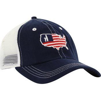 Johnnie-O Patriot Headwear Cap Apparel