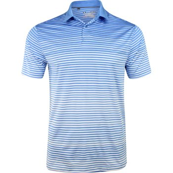 Under Armour UA CoolSwitch Trajectory Stripe Shirt Polo Short Sleeve Apparel