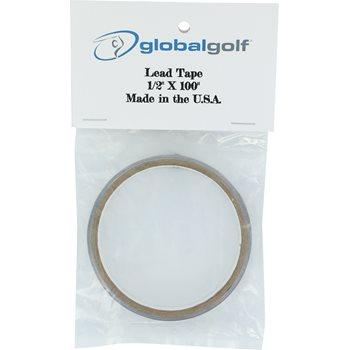 "Moxie Sports GlobalGolf 1/2""x100"" Lead Tape Grip Supplies"
