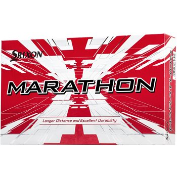 Srixon Marathon 15-Pack Golf Ball Balls