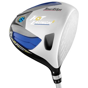 Tour Edge Hot Launch 2 Driver Preowned Golf Club