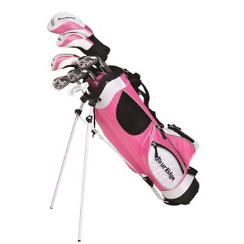 Tour Edge Bazooka HT Max-J Girls Large 5x2 Club Set Golf Club