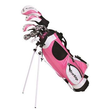 Tour Edge Bazooka HT Max-J Girls Large 5x2 Club Set Golf Club