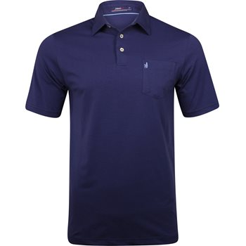 Johnnie-O Harvey Stretch Jersey Shirt Polo Short Sleeve Apparel