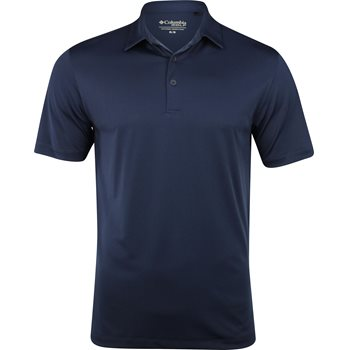 Columbia Omni-Wick Drive Shirt Polo Short Sleeve Apparel