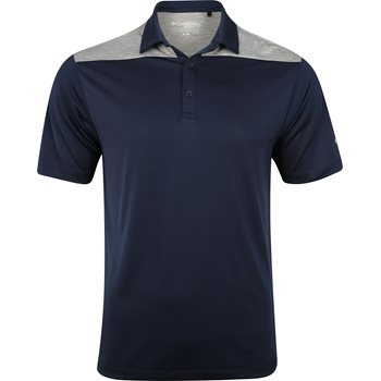 Columbia Omni-Wick Utility Shirt Polo Short Sleeve Apparel