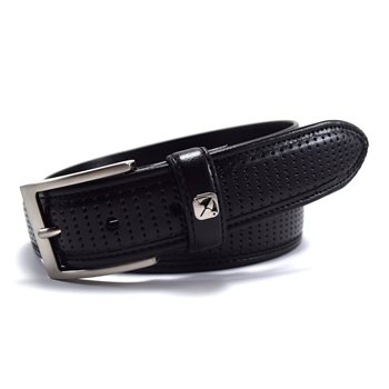 Arnold Palmer Perforated Leather Accessories Belts Apparel
