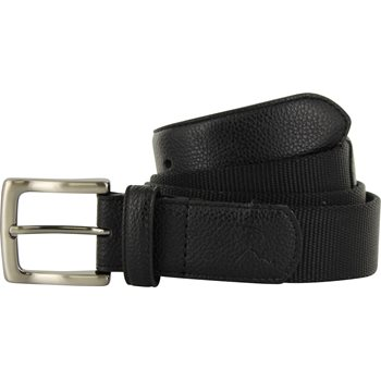 Arnold Palmer Leather Web Accessories Belts Apparel